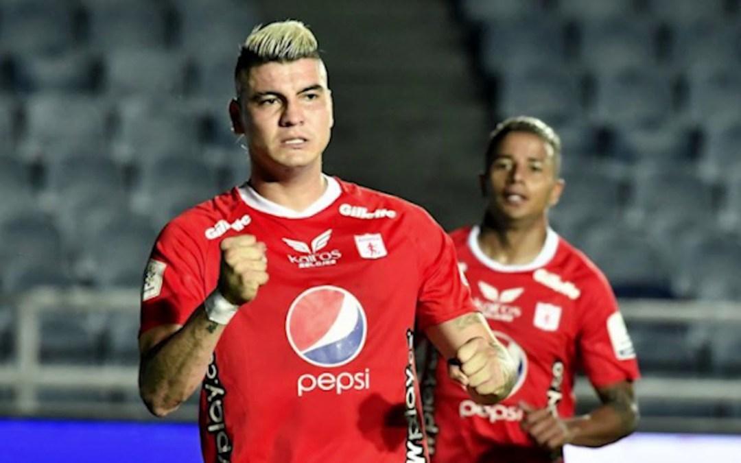 América se queda sin su goleador: Michael Rangel regresa al Junior