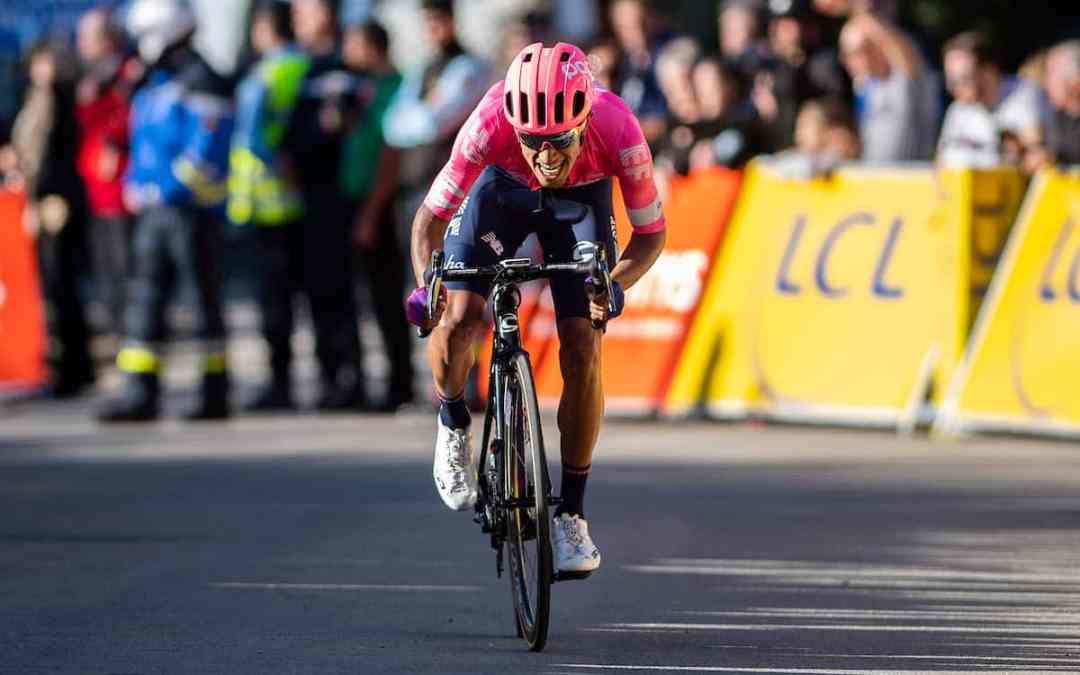 «Sabía que en cualquier momento llegaba una etapa»: Daniel Martínez, tras ganar en el Tour de Francia