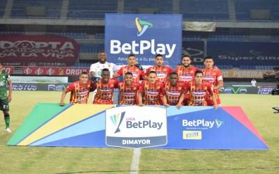 Deportivo Pereira  está en la final de la liguilla del fútbol colombiano