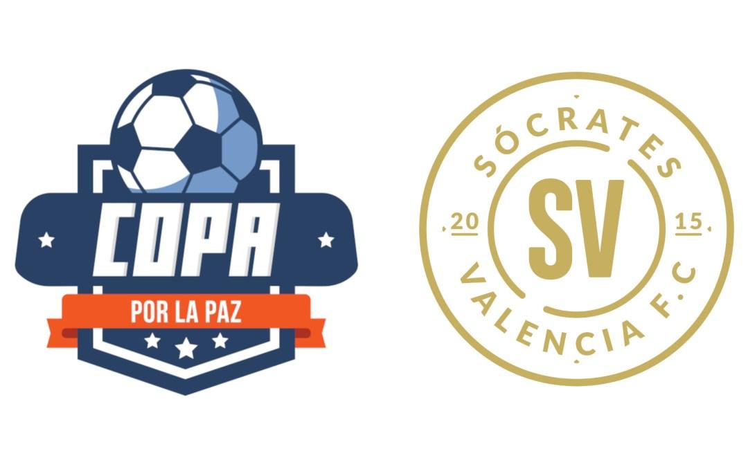 Vive la tercera edición de la Copa Por La Paz en radioejedelcafe.com