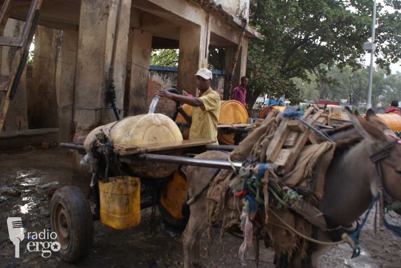 Baidoa city residents and IDPs hit by water crisis