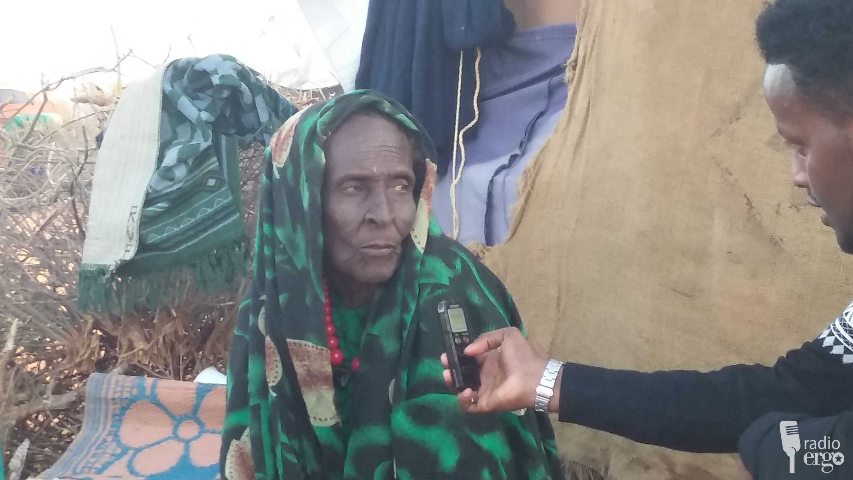 Evicted IDPs in Galkayo move to new land awaiting housing scheme