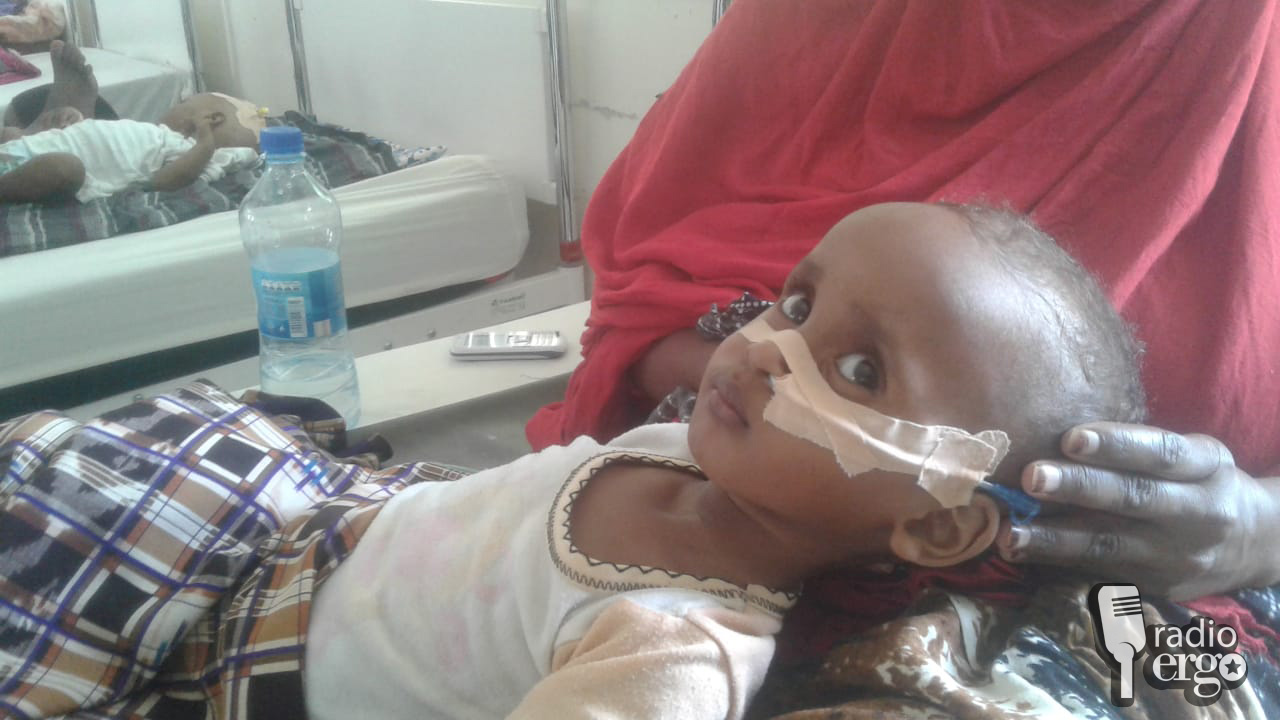Rising malnutrition among displaced in remote Bali-mataan south of Hargeisa