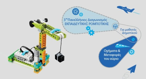 Διαγωνισμοί Ρομποτικής