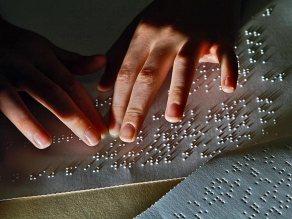 Μαθήματα γραφής Braille