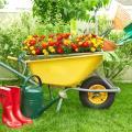 Ημερολόγιο κήπου: οι εργασίες που κάνουμε στον κήπο τον Απρίλιο