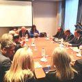 Η επίσκεψη της υπουργού Τουρισμού Έλενας Κουντουρά στην Θράκη