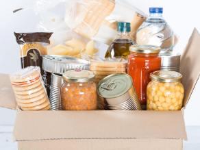 ΤΕΒΑ επισιτιστική βοήθεια τρόφιμα
