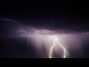 κεραυνοί καταιγίδα