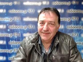 Χρήστος Τσομπανίδης - Πρόεδρος Ένωση Επαγγελματιών και Βιοτεχνών Ορεστιάδας και Περιφέρειας