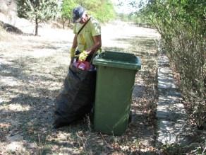 εθελοντικός καθαρισμός, Δαδιά
