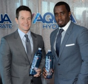 "AQUAHYDRATE, INC. SEAN ""DIDDY"" COMBS AND MARK WAHLBERG"