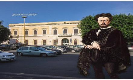 CataniART: Catania e/è i quadri famosi #6