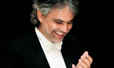 Andrea Bocelli, buon compleanno.