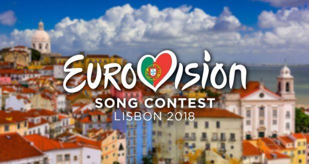 Lisbona capitale europea dell'Eurovision Song Contest 2018