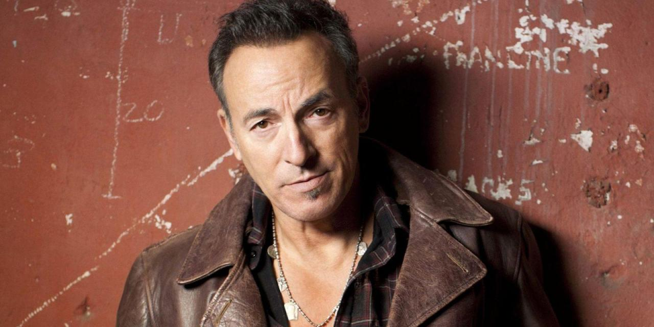 Bruce Springsteen, buon compleanno.