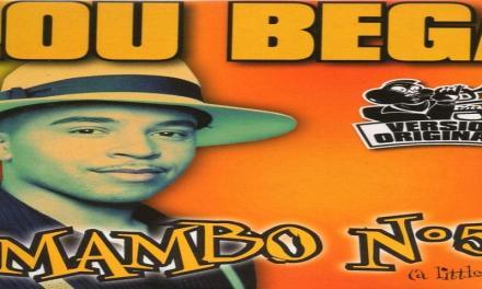 Mambo #5 di Lou Bega nuovo #1 delle hitchart di settembre '99.