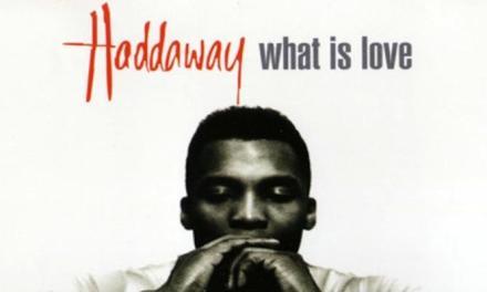 What is love, il brano di Haddaway era al #1 della classifica Italiana.