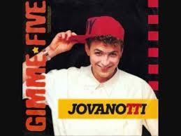 Gimme Five, Jovanotti