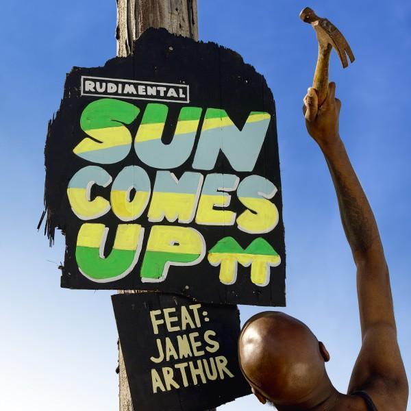 Rudimental – 'Sun Comes Up' feat James Arthur