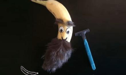 Guadagna 100.000 $ decorando banane.