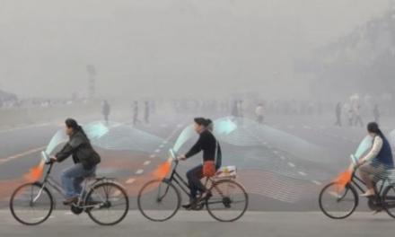 La Cina produrrà la bici che pulisce l'aria!