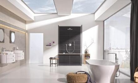 Il bagno è il nuovo salotto, ecco la tendenza bathroom-living.