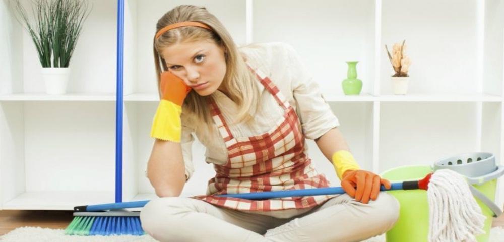 Le faccende domestiche allungano la vita: parola di scienza!