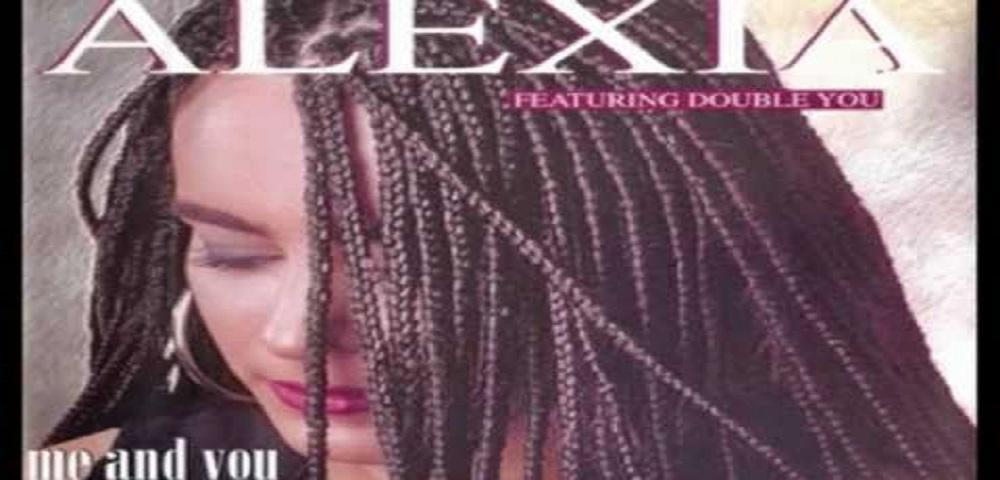 "Ottobre 1995: il brano ""Me and You"" di Alexia feat. Double You #1 delle hitchart."