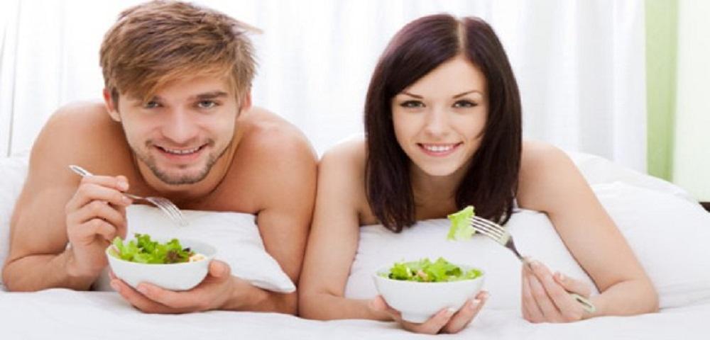 Notte piccante? Ecco i cibi che diminuiscono il desiderio sessuale.