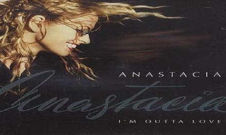 """Novembre 2000: il brano """"I'm outta love"""" di Anastacia #1 delle hitchart"""