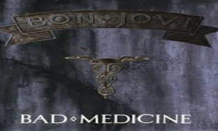 """Novembre 1988: il brano """"Bad medicine"""" dei Bon Jovi #1 delle hitchart"""