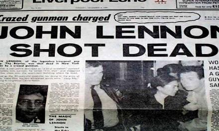 8 Dicembre 1980: veniva assassinato John Lennon