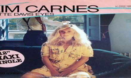 """Dicembre 1981: il brano """"Bette Davis eyes"""" di Kim Carnes #1 delle hitchart"""