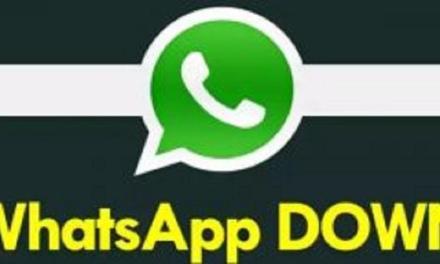 WhatsApp down a Capodanno: niente messaggi in gran parte d'Europa