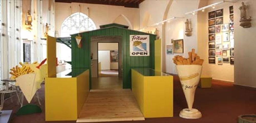 Il museo delle patatine fritte