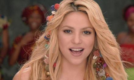 Shakira, buon compleanno