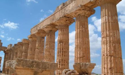 In Sicilia si trova il parco archeologico più grande d'Europa