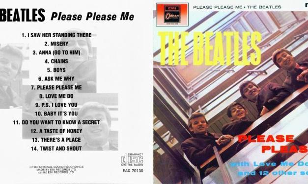 """Marzo 1963: oggi usciva """"Please Please Me"""" il primo album dei """"The Beatles"""""""
