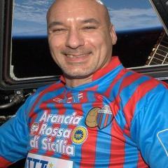 l'astronauta catanese Parmitano torna nello spazio