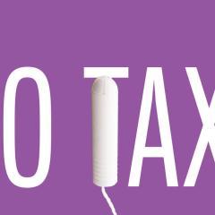 """Fisco sessista, scatta il """"tampon tax free"""""""