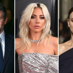 "Bradley Cooper lascia Irina Shayk, galeotto fu il set di ""a star is a born""?"
