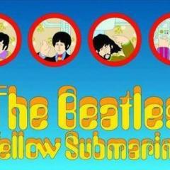 """Yellow submarine"" disco d'oro"