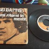 """""""Mi ritorni in mente"""" di Lucio Battisti"""