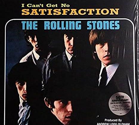 """Cinquantacinque anni di """"I can't get no satisfaction"""" degli Stones"""