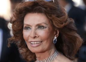 Sophia Loren auguri di buon compleanno
