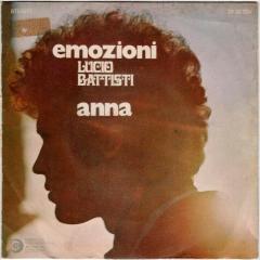 """Mezzo secolo di """"Emozioni"""" di Lucio Battisti, ma il successo fu di…""""Anna"""""""