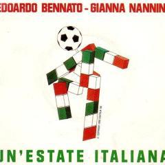 Trentuno anni fa la coppia Giannini e Bennato al #1
