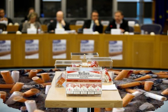 "CONT Committee Meeting: "" Cigarette Smuggling """