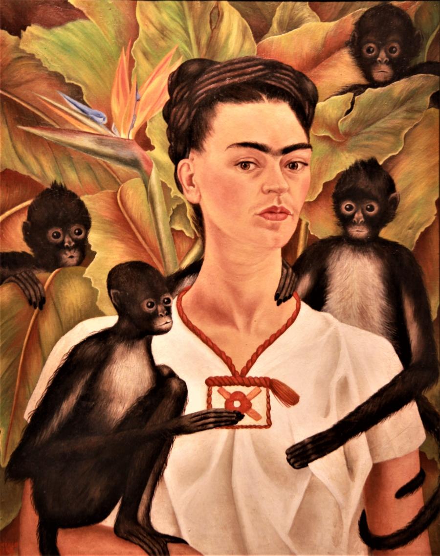 Frida Kahlo Licona Del 900 Al Mudec Di Milano Radio